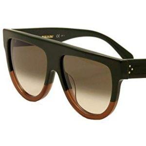 Celine flat top sunglasses